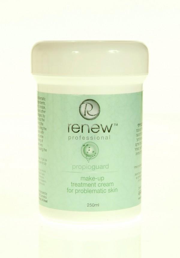 Лечебный крем для проблемной кожи с маскирующим эффектом RENEW