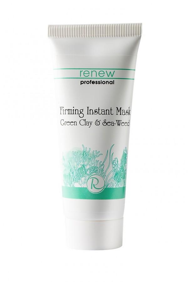 Моделирующая маска на основе зеленой глины и водорослей Ренью 70 мл - Renew Green Clay & Sea-Weed Firming Mask 70 ml