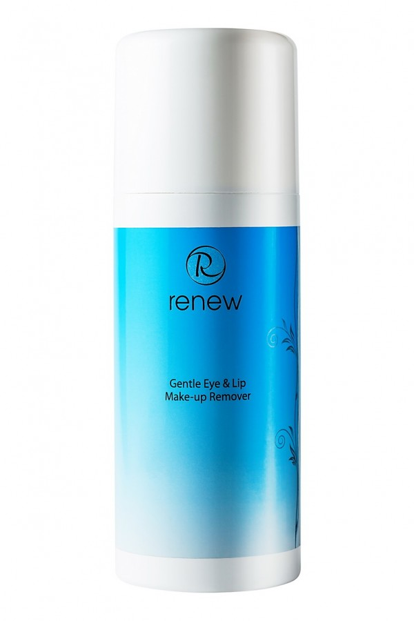 Мягкое средство для снятия макияжа с глаз и губ RENEW