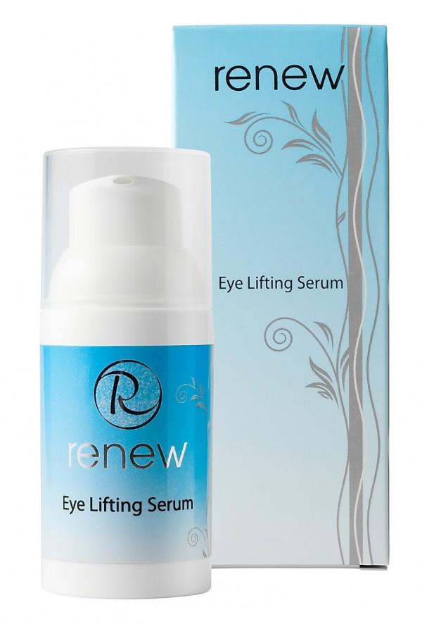 Подтягивающая сыворотка для области вокруг глаз RENEW
