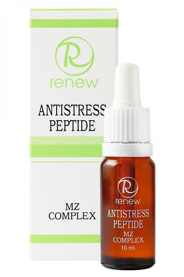 Пептидный комплекс АНТИСТРЕСС RENEW 10 мл - Renew ANTISTRESS PEPTIDE MZ-COMPLEX 10 ml