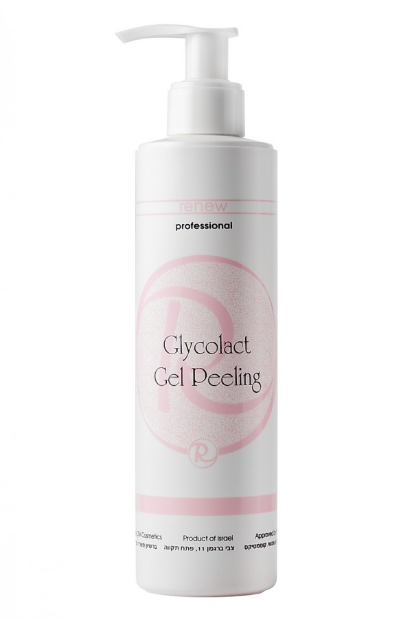 Гель-пилинг Гликолакт RENEW 250 мл - Renew Glycolact gel-peeling 250 ml