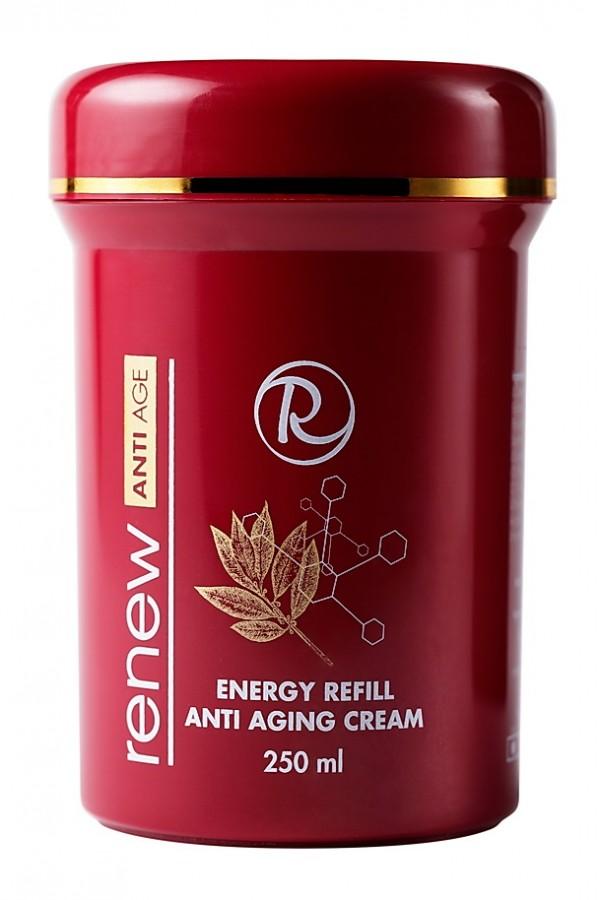 Антивозрастной питательный крем-энергетик RENEW