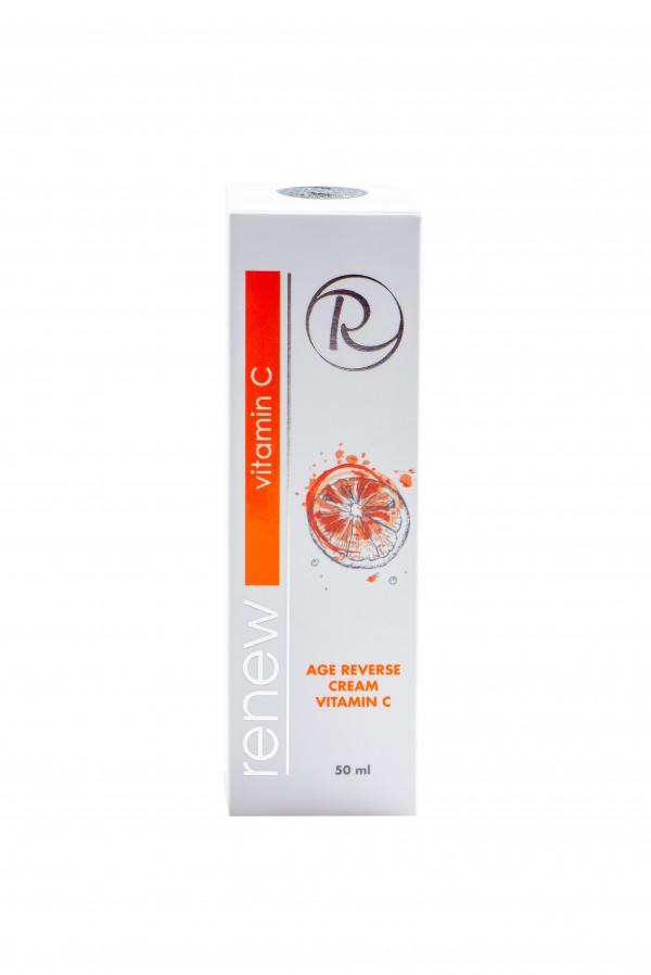 Антивозрастной крем с активным витамином С Ренью 50 мл - Renew Age Reverse Cream Vitamin C 50 ml