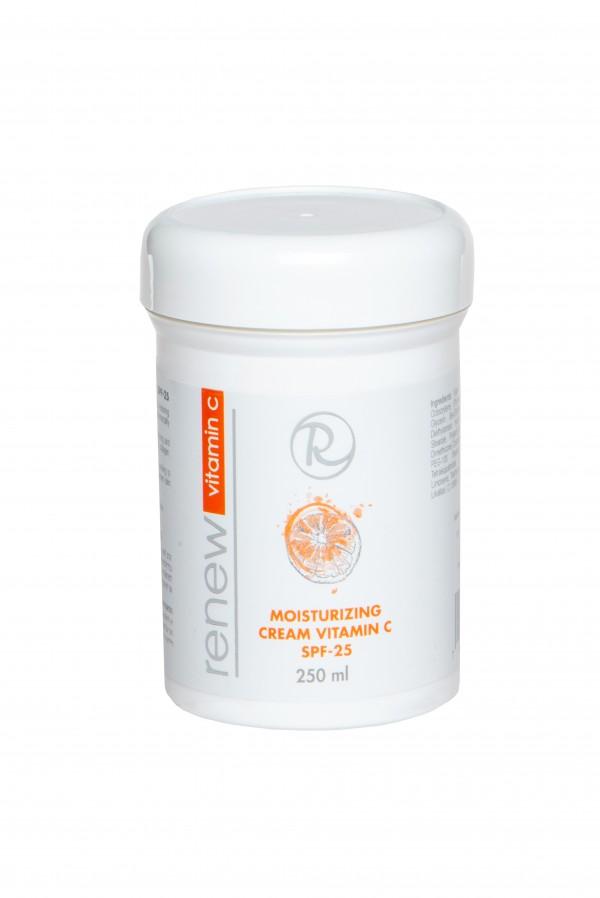 Крем антиоксидант с активным витамином С SPF - 25 RENEW