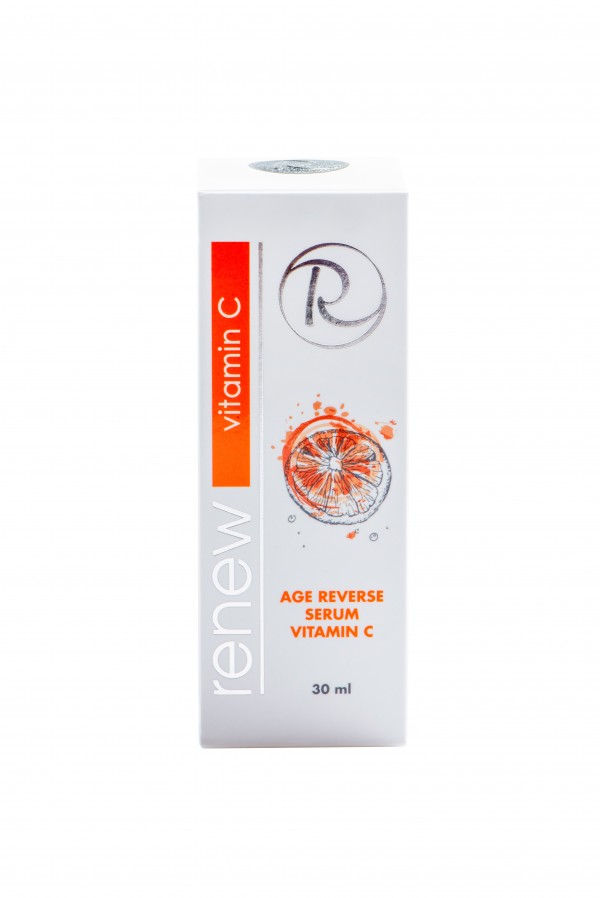 Антивозрастная сыворотка с активным витамином С RENEW 30 мл - Renew Age Reverse Serum Vitamin C 30 ml