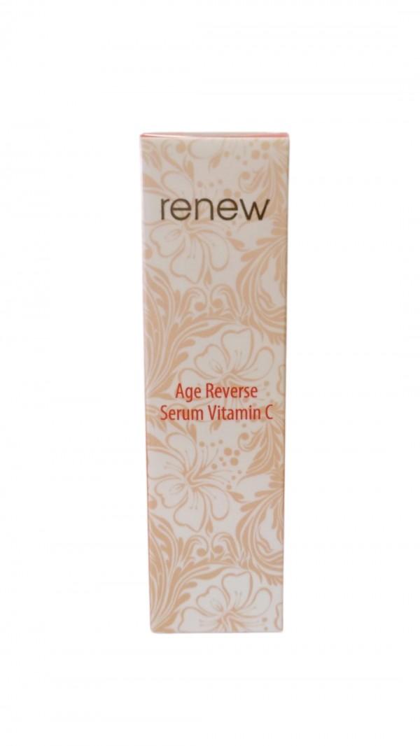 Антивозрастная сыворотка с активным витамином С RENEW 50 мл - Renew Age Reverse Serum Vitamin C 50 ml