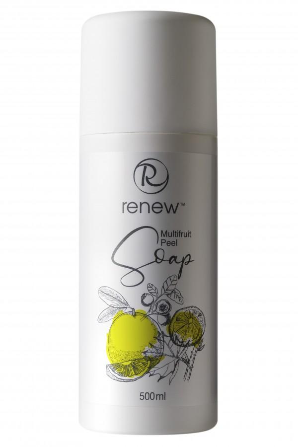 Мультифруктовое мыло RENEW