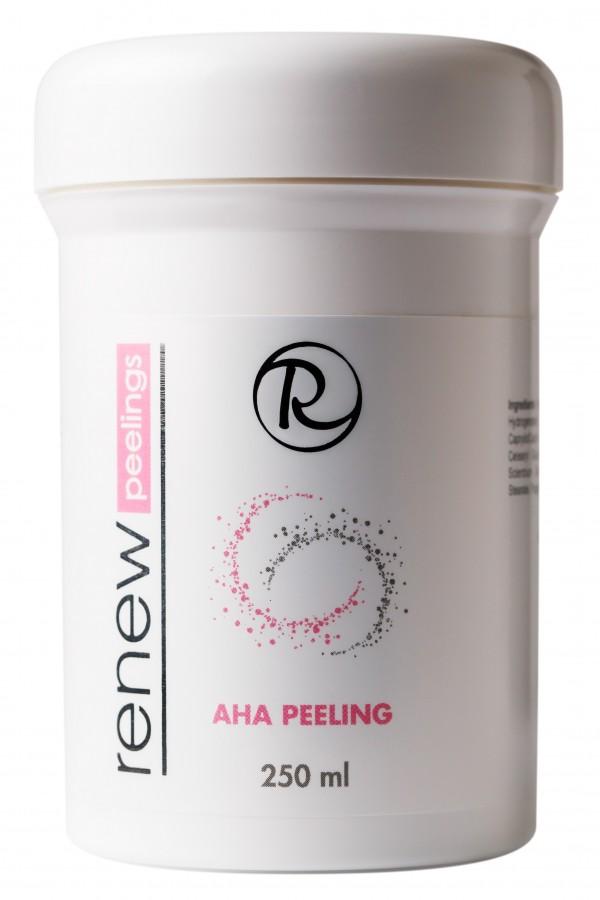 Мягкий пилинг на основе фруктовых кислот RENEW